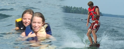 Fun on the Lake